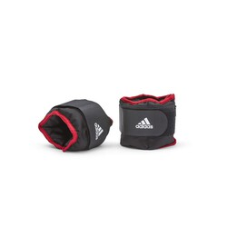 Adidas Adjustable Ankle Weight -2kg / pair (2 x 1kg)