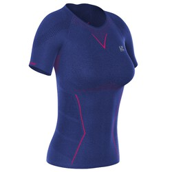 Air Compression Short Sleeves Top