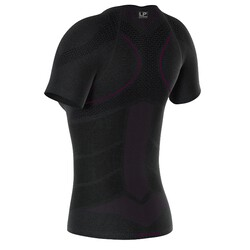 Women  Air Compression Short Sleeves Top